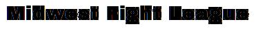 MIDWEST FIGHT LEAGUE Logo